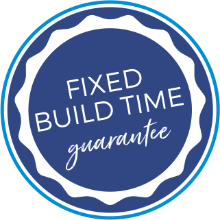 Fixed build time guarantee New Home Solutions